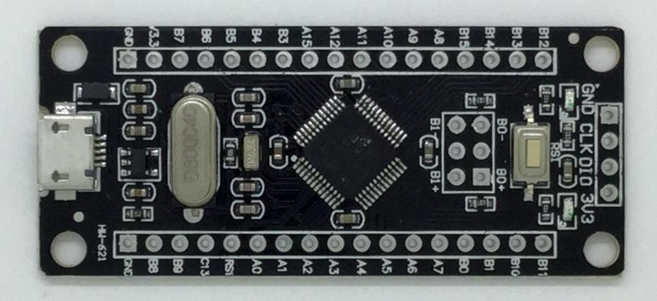 STM32F103C8T6 ARM Cortex M3 STM32 Development Board Arduino bootloader RobotDyn